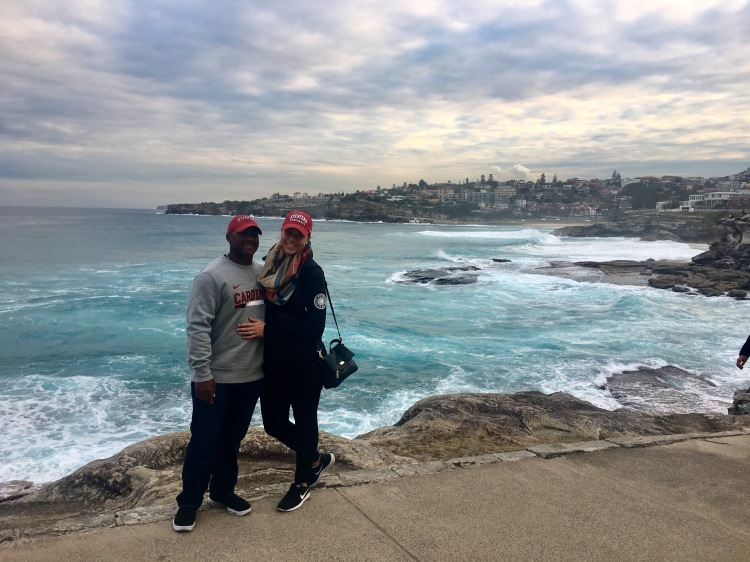 Bronte to Bondi Beach Walk